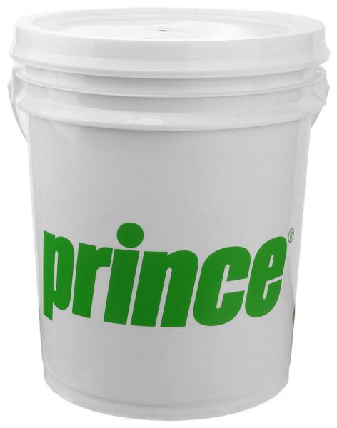 Teniso kamuoliukai pradedantiesiems Prince Play&Stay Trainer Bucket - 72 vnt.