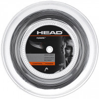 Tenisa stīgas Head HAWK (200 m) - grey