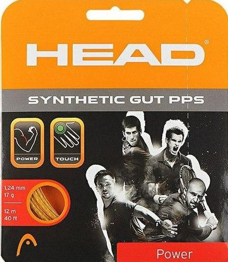 Tennis String Head Synthetic Gut PPS (12 m) - gold