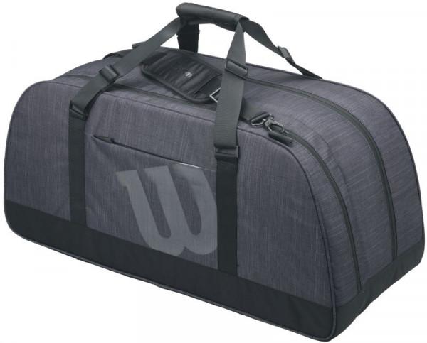Wilson Agency Duffel Large - black/grey
