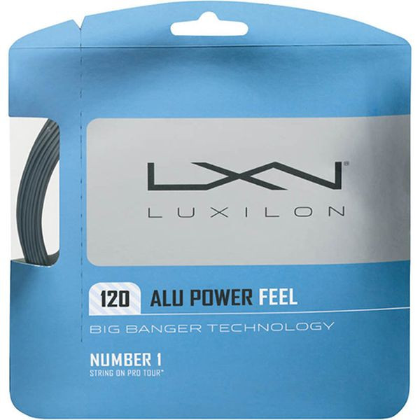 Tenisa stīgas Luxilon Big Banger Alu Power Feel 120 (12.2 m)