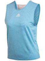 Marškinėliai moterims Adidas Camotank Primeblue Tank Top Women - easy blue/white