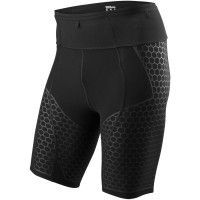 Odzież kompresyjna Wilson M Exo Half Tight Short - black