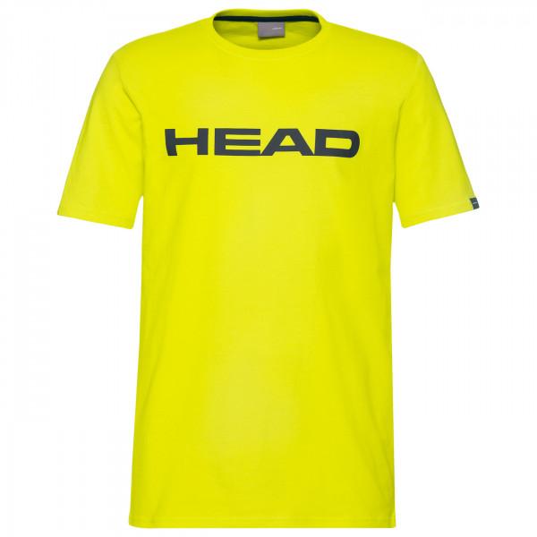 Męski T-Shirt Head Club Ivan T-Shirt M - yellow/dark blue