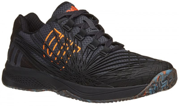 Wilson Kaos 2.0 - ebony/black/shocking orange
