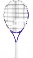 Tenisa rakete bērniem Babolat Wimbledon Junior 25 - white/purple