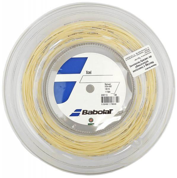 Naciąg tenisowy Babolat Xcel (200 m)