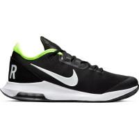 Teniso batai vyrams Nike Air Max Wildcard Clay - black/white/volt