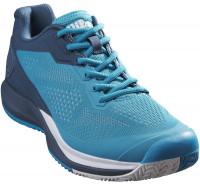 Męskie buty tenisowe Wilson Rush Pro 3.5 - barr reff/majolica blue/wht