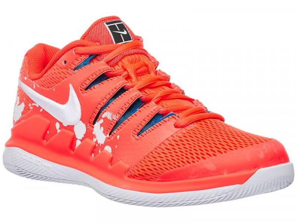 Nike WMNS Air Zoom Vapor X - bright crimson/white