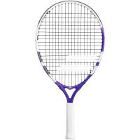 Tenisa rakete bērniem Babolat Wimbledon Junior 21 - white/purple