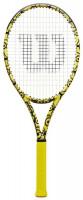 Wilson Ultra 100 Mini Racquet - black/yellow
