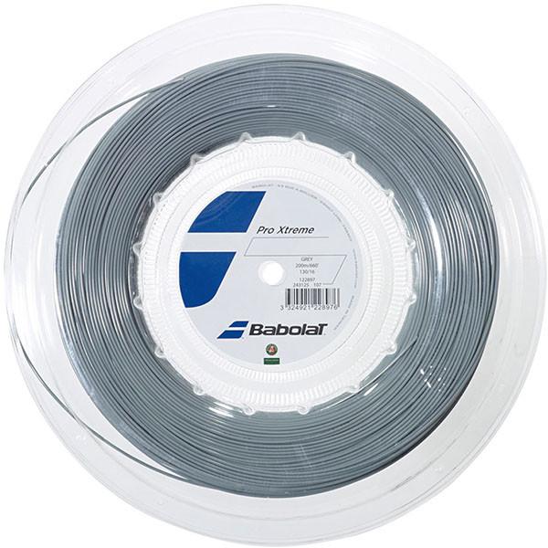 Tennis String Babolat Pro Extreme (200 m) - grey