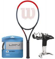 Rakieta tenisowa Wilson Clash 98 + naciąg + usługa serwisowa
