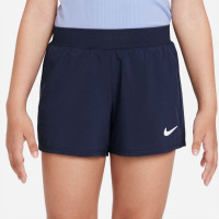 Nike Court Dri-Fit Victory Short G - obsidian/white