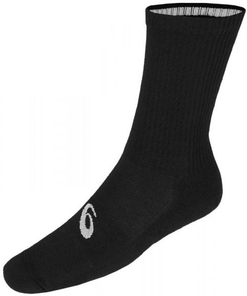 Teniso kojinės Asics 6PPK Crew Sock - 6 par/performance black