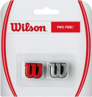 Wilson Pro Feel - silver/red