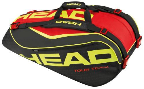 Head Extreme 9R Supercombi - black/red