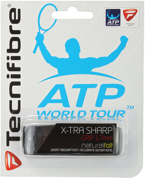 Tecnifibre X-Tra Sharp (1 szt.) - black