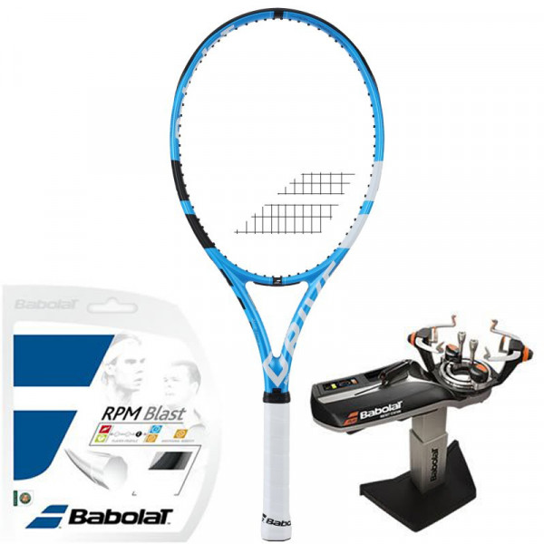 Rakieta tenisowa Babolat Pure Drive Lite + naciąg + usługa serwisowa