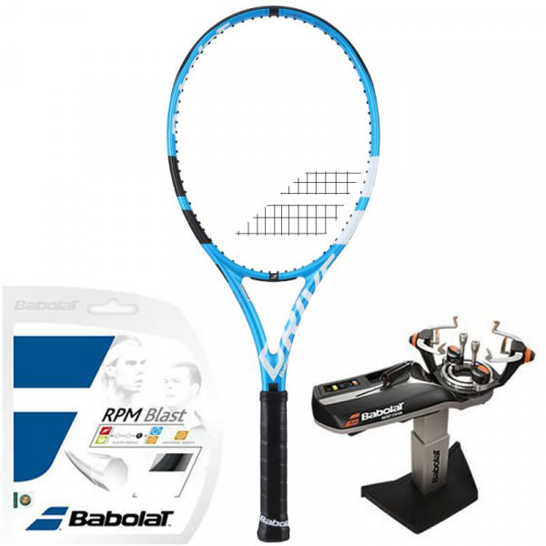 Rakieta tenisowa Babolat Pure Drive Team + naciąg + usługa serwisowa