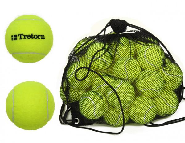 Teniso kamuoliukai Tretorn Championship bag 36B