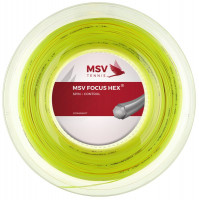 MSV Focus Hex (200 m) - neon yellow