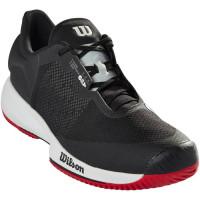 Męskie buty tenisowe Wilson Kaos Swift - black/pearl blue/wilson red
