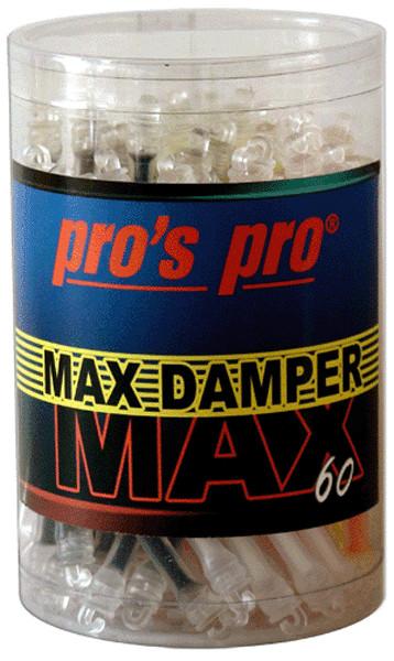 Wibrastopy Pro's Pro Max Damper (60 szt.) - color