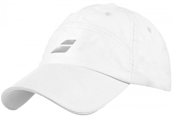 Teniso kepurė Babolat Microfiber Cap - white
