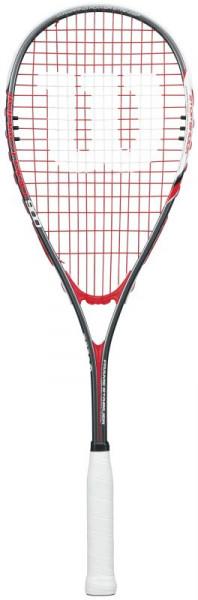 Rakieta do squasha Wilson Impact Pro 900 - red/grey