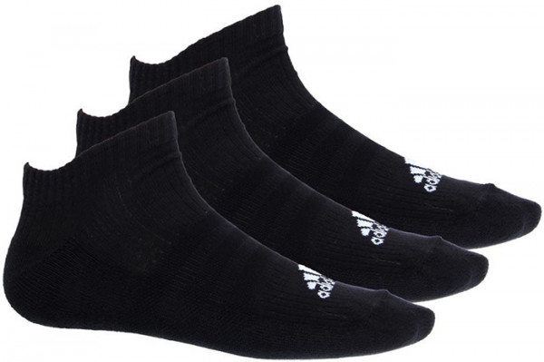 Socks Adidas 3S Performance No Show HC 3PP - 3 pary/black