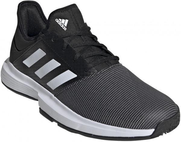 Męskie buty tenisowe Adidas Game Court M core blackcloud whitegrey six