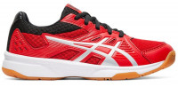 Buty do squasha Asics UpCourt 3 GS - classic red/pure silver