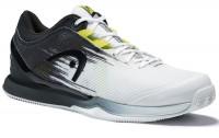 Teniso batai vyrams Head Sprint Pro 3.0 Clay Men - white/raven