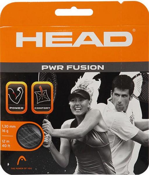 Head PWR Fusion (12 m) - black
