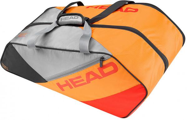 Head Elite 9R Supercombi - anthracite/orange