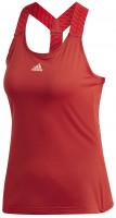 Marškinėliai moterims Adidas W Y-Tank - legacy red/haze coral