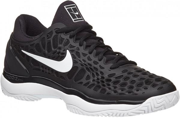 Męskie buty tenisowe Nike Air Zoom Cage 3 - black/white/anthracite