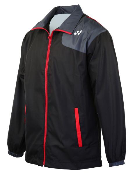 Tenisa džemperis vīriešiem Yonex Men's Tracksuit Jacket - black