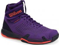 Damskie buty tenisowe Wilson Amplifeel W - tillandsia purple/evening blue/fiery coral