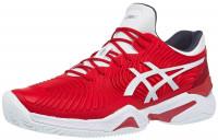 Męskie buty tenisowe Asics Court FF Novak Clay - classic red/white