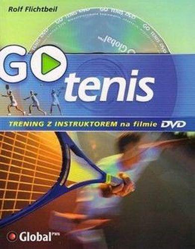 Książka DVD - Go Tenis Trening z instruktorem