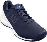 Męskie buty tenisowe Wilson Rush Pro 3.0 Clay - peacoat/white/lapis blue