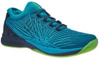 Męskie buty tenisowe Wilson Kaos 2.0 SFT Clay - capri breeze/blueberry/gecko green
