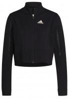 Teniso bluzonai moterims Adidas Primeblue Primeknit Jacket W - black