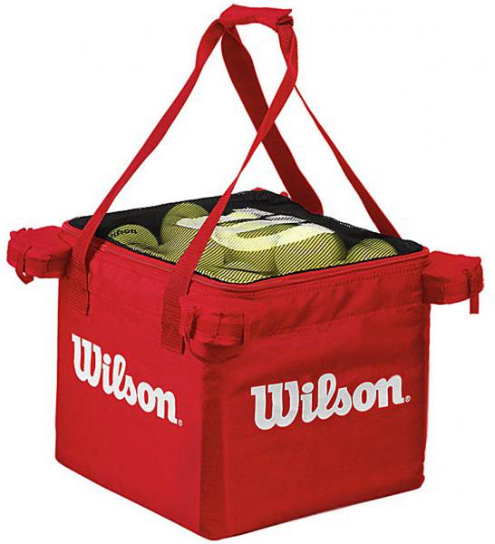 Wkład do Koszyka na Piłki Wilson Teaching Cart Red Bag