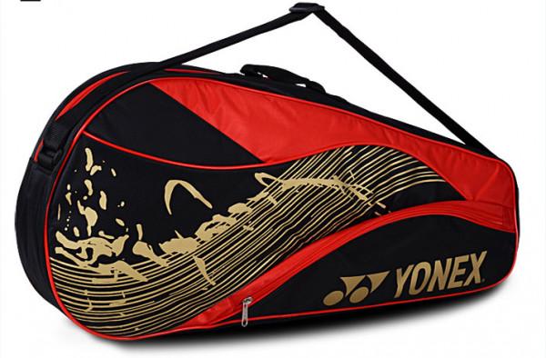 Yonex Racquet Bag 3 Pack - black