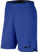Męskie spodenki tenisowe Nike Dri-Fit Flex Woven Short M - game royal/black