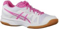 Buty do squasha Asics Gel-UpCourt - white/azalea pink/white